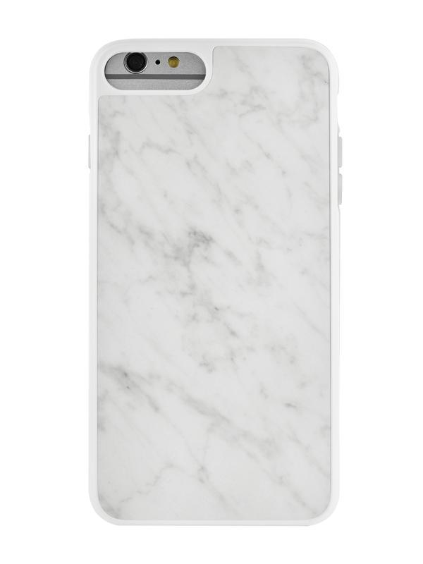 GENUINE WHITE MARBLE CASE iPhone7/6/6sPlus