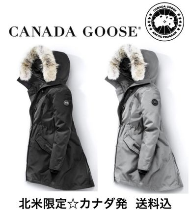 brand Canada goose rare ROSSCLAIR BLACK LABEL