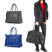 【関税送料込】BALENCIAGA men's leather handbag♪