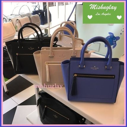 【kate spade】新サイズ登場★可愛いタッセル付♪ small allyn★