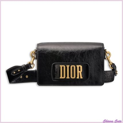 Dior ショルダーバッグ・ポシェット 【17AW NEW】Christian Dior_women/JDIO(R)EVOLUTIONバッグ BLK