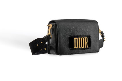 Dior ショルダーバッグ・ポシェット 【17AW NEW】Christian Dior_women/JDIO(R)EVOLUTIONバッグ BLK (2)