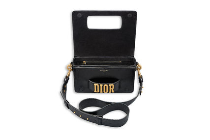Dior ショルダーバッグ・ポシェット 【17AW NEW】Christian Dior_women/JDIO(R)EVOLUTIONバッグ BLK (3)