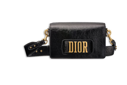 Dior ショルダーバッグ・ポシェット 【17AW NEW】Christian Dior_women/JDIO(R)EVOLUTIONバッグ BLK (5)