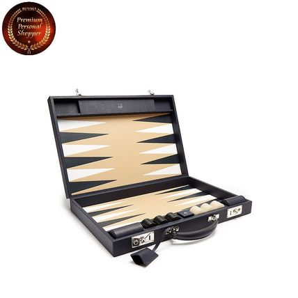 Dunhill - Backgammon set