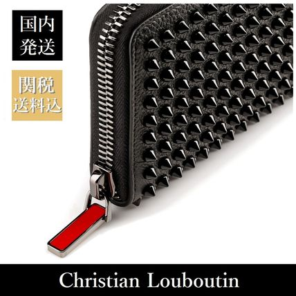 popular Christian Louboutin / Panettone spike long wallet