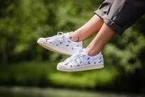 Adidas Superstar 80s White Summer Icons EMS対応