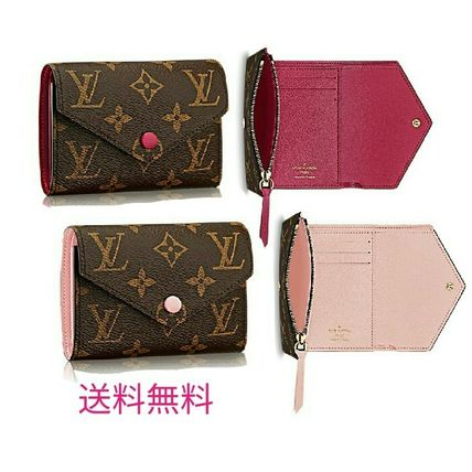popular wallet Victorine bifold wallet