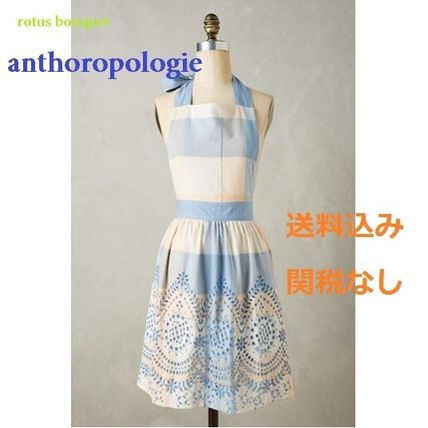 In 2-3 days delivery anthoropologie eyelet gingham apron.