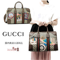 ★NEW★GUCCI クーリエ Courrier 2WAYダッフルバッグ