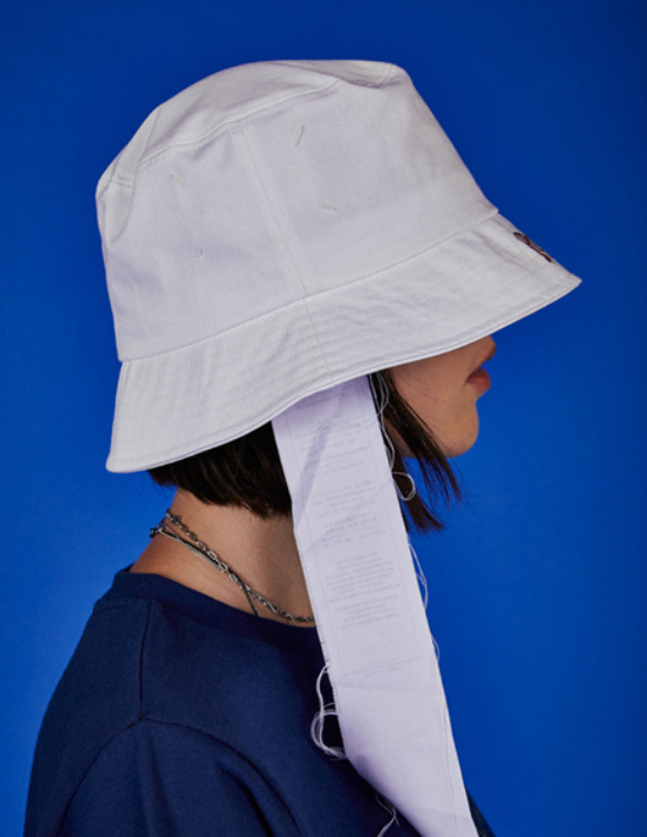 ☆R.SHEMISTE☆ 17FW collection logo bucket hat -WH