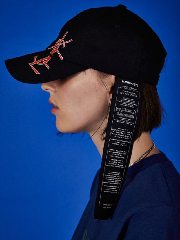☆R.SHEMISTE☆ 17FW collection SEX cap 2色