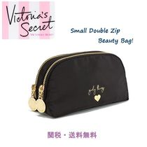 VICTORIA'S SECRET★ ダブルジップポーチ Double Zip Beauty Bag