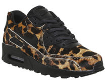 Nike Air Max 90 Leopard Black Sail レオパード