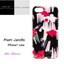Marc Jacobs マークジェイコブズ★ジオ スポットiPhone7 case