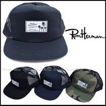 COOPERSTOWN BALL CAP for ロンハーマン★メッシュキャップ★3色