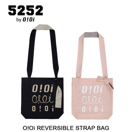 O Oi OIO is ♦ regular & 2017 REVERSIBLE STRAP BAG /