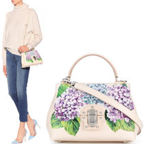 17-18AW DG1194 ORTENSIA PRINTED SMALL LUCIA BAG