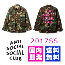 ★国内即発★ANTI SOCIAL SOCIAL CLUB Never Change BDU 迷彩
