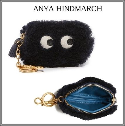 Sale Eyes Mouton coin case Anya Hindmarch
