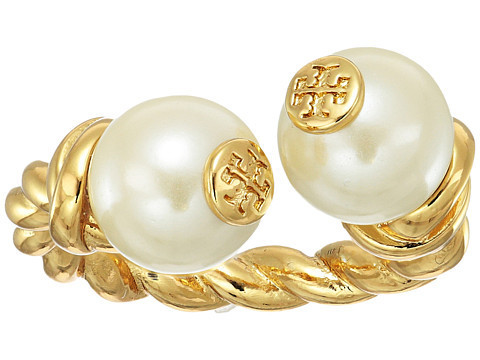 ★Tory Burch★Rope Logo Bead Ring リング 関税込★