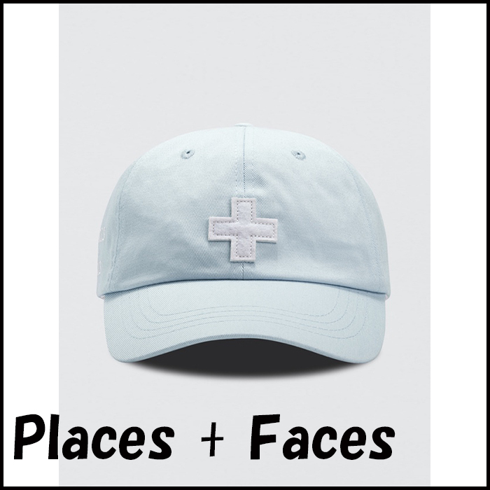 2017SS placesplusfaces P+F パッチキャップ