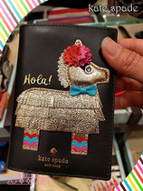 ピニャータ可愛いkate spade pinata applique passport holder