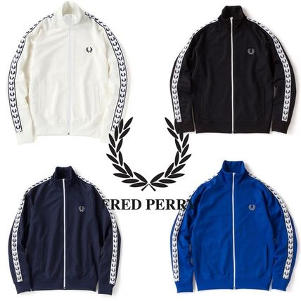 FRED PERRY★Laurel Wreath Taped Track Jacket ジャケット