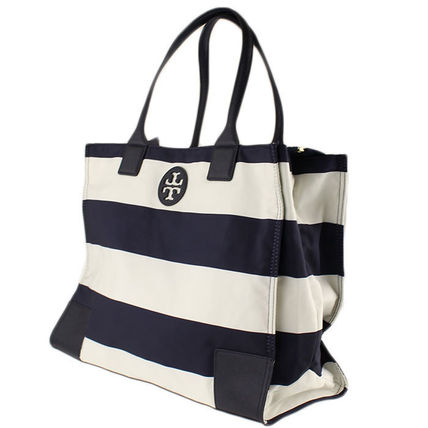 Tory Burch マザーズバッグ 返品可能TORY BURCH packable printed ella トート【国内即発】
