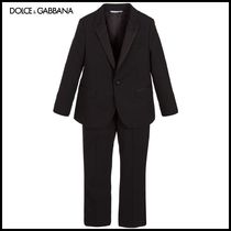 Dolce&Gabbana★Boys Black 2Pieceディナースーツ 2-6Y★関税込