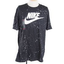 NIKE STLIPE GRAPHIC T-SHIRT (Black)[RESALE]