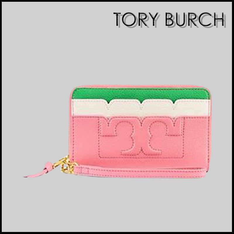 【Tory Burch】トリーバーチ SCALLOP-T SMARTPHONE WRISTLET