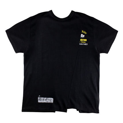OFF-WHITE TRUCK T-SHIRT