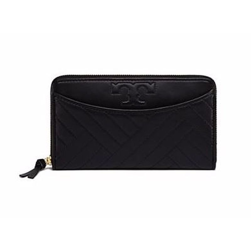 【Tory Burch】トリーバーチ ALEXA ZIP CONTINENTAL WALLET