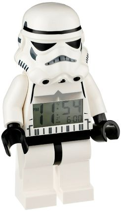 LEGO Trooper alarm watch Star Wars Disney