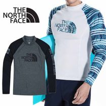 THE NORTH FACE〜M'S SUPER WATER EX L/S TURTLE ラッシュ 3色