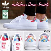 関税/送料込★adidas x FARM Stan Smith Canvas Floral★花柄x白