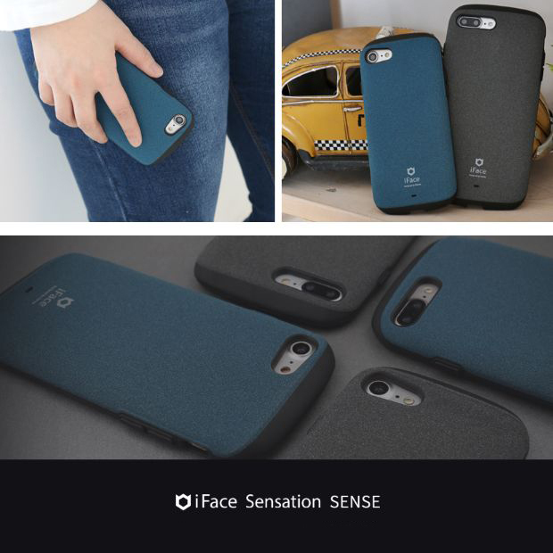 ★iFace正規品★iFace Sensation SENSE iPhone7★追跡可能