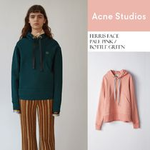 [Acne] Ferris Face pink /green フェイス付パーカー2色