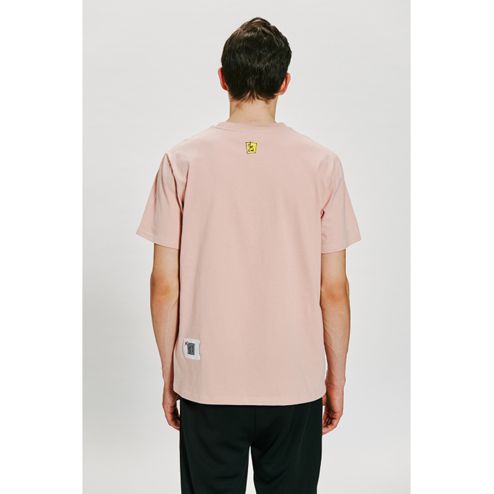 ★STEREO VINYLS★[Pink Panther]Square LogoS/ST-shirts