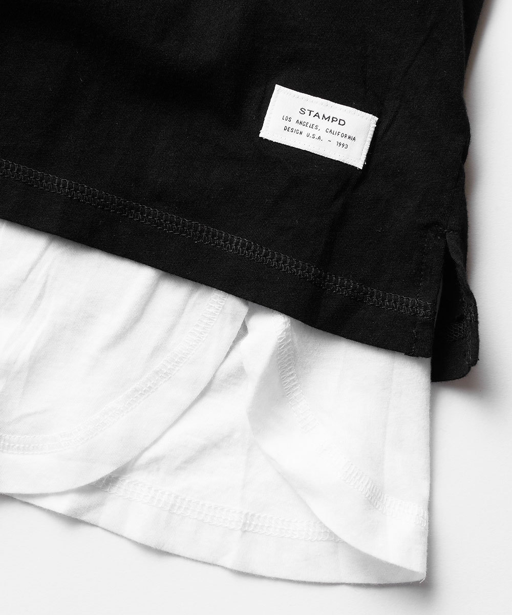STAMPD Against Muscle Tee 手元在庫あり