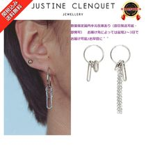◆Justine Clenquet◆2017AWエディフープピアス