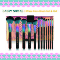 Spectrum☆オリジナルブラシ☆ 12 Piece Siren Brush Set & Roll
