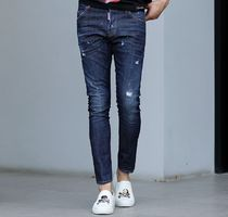 【関税負担】 DSQUARED2 17AW SWXY TWIST JEAN
