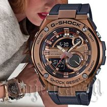 ★逆輸入モデル★Casio G-Steel Unisex Watch GST210B-4A