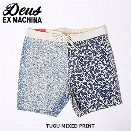 NEW☆DEUS EX MACHINA★サーフパンツ★Tugu Mixed Print★送料込