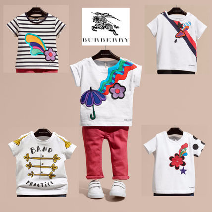 Deals and choosing Burberry baby t-shirt set of 2