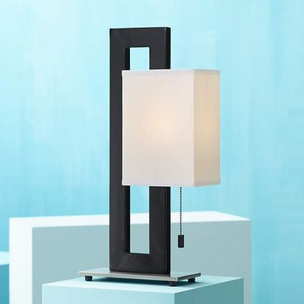 Floating table lamp table lamp