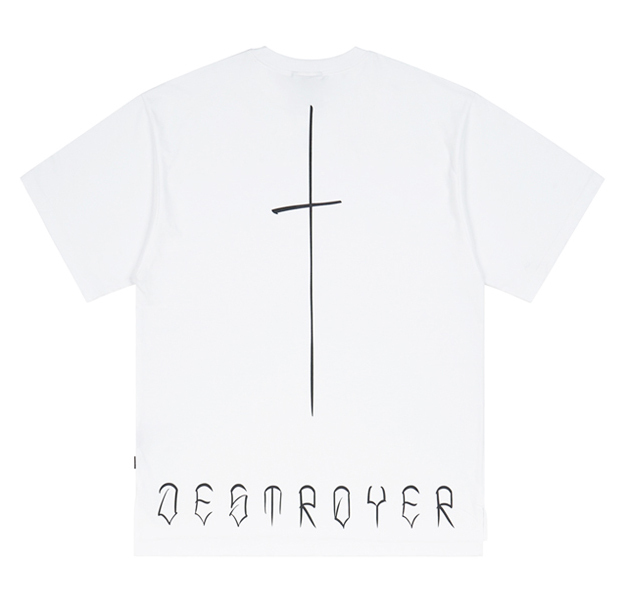 ◇STIGMA◇ 17ss DESTROYER OVERSIZED Tシャツ (M / L / XL)
