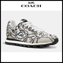 【Coach】 コーチ C118 in printed leather